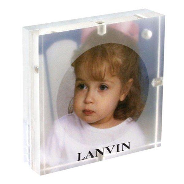 Acrylic Magnetic Stacking Photo Frame