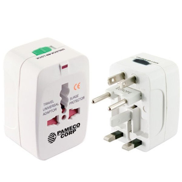Universal Travel Adapter Plug