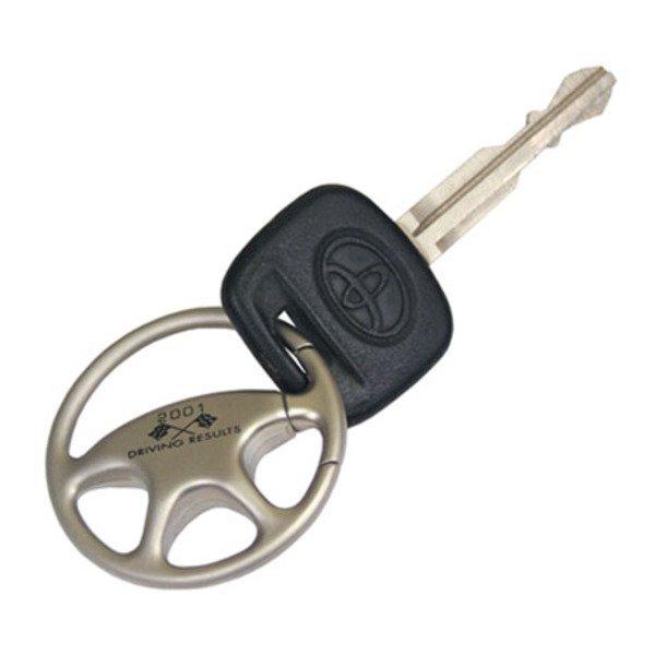Formula One Steering Wheel Key Holder