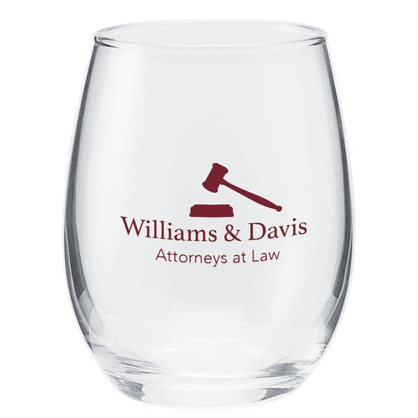 Perfection Stemless Wine Glass, 5-1/2oz.