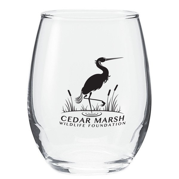 Perfection Stemless Wine Taster Glass, 9oz.