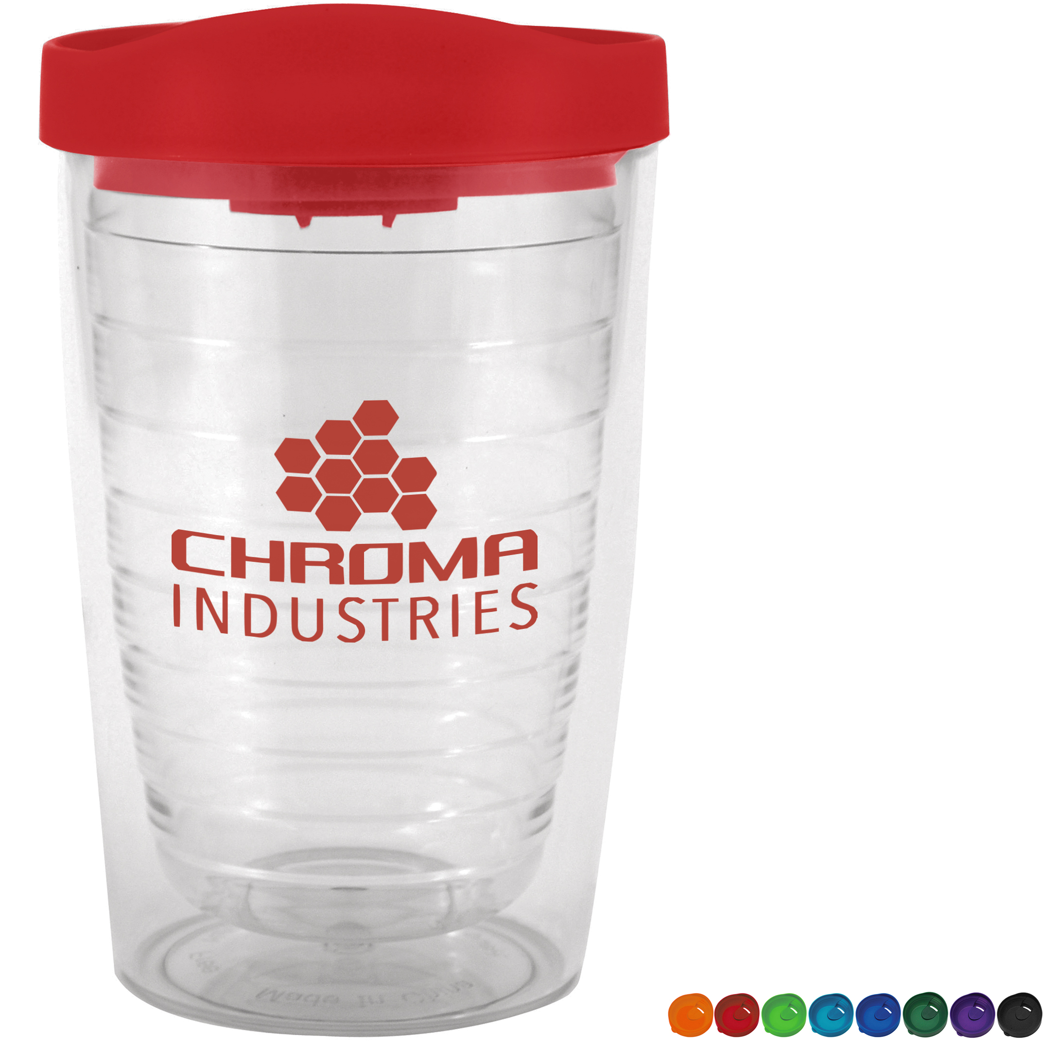 Orbit Acrylic Tumbler, 12oz.
