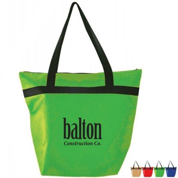 Insulated Shopper Non Woven Tote Bag