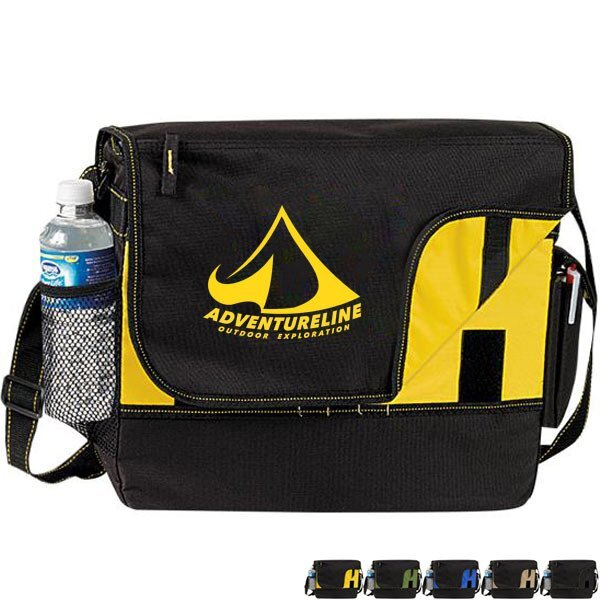 All-Purpose 600D Messenger Bag