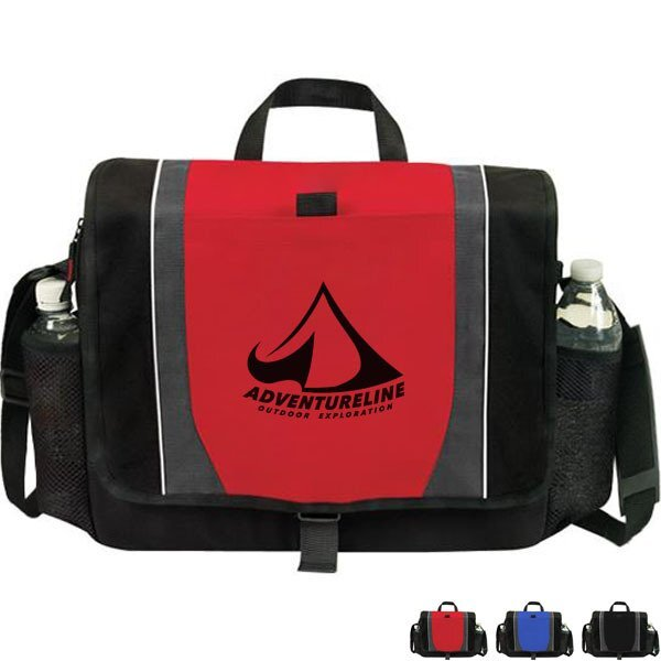 Prime 600D Laptop Messenger Bag
