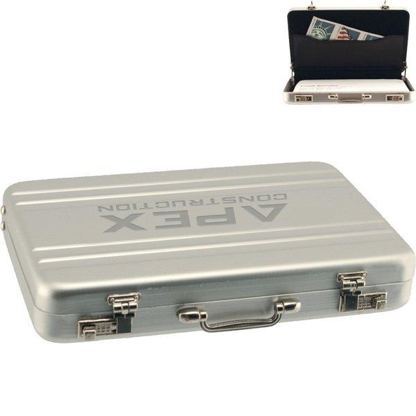 Miniature Briefcase Business Card Case