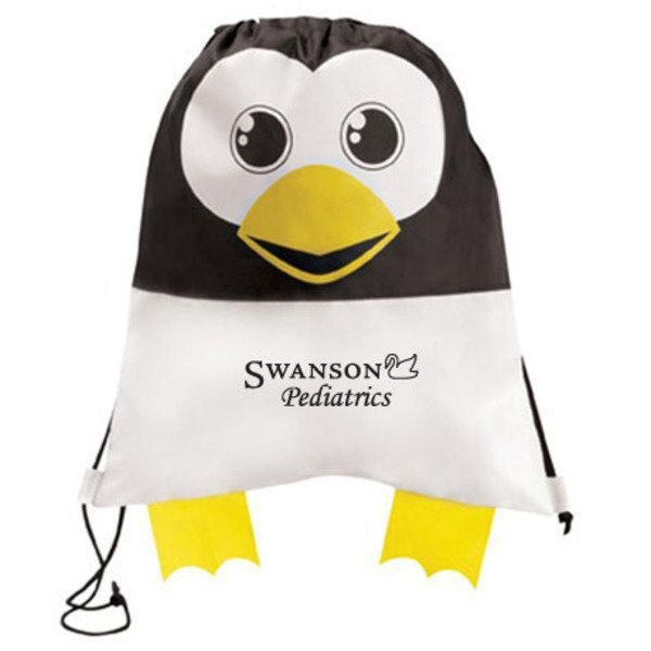 Paws N Claws Polyester Sport Pack - Penguin
