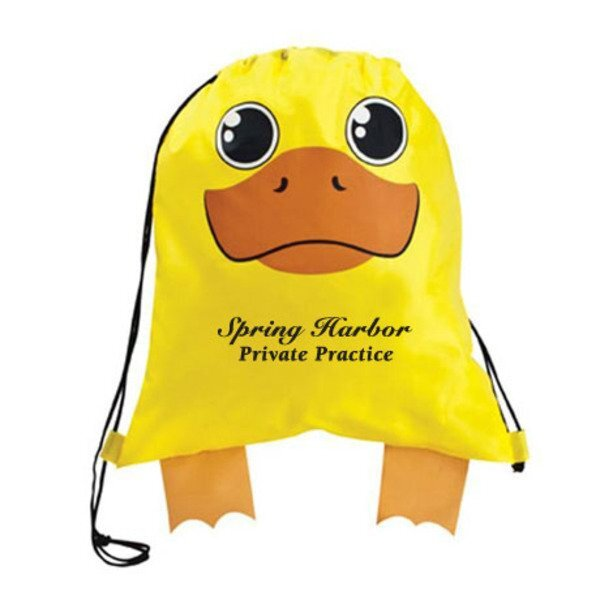 Paws N Claws Polyester Sport Pack - Duck