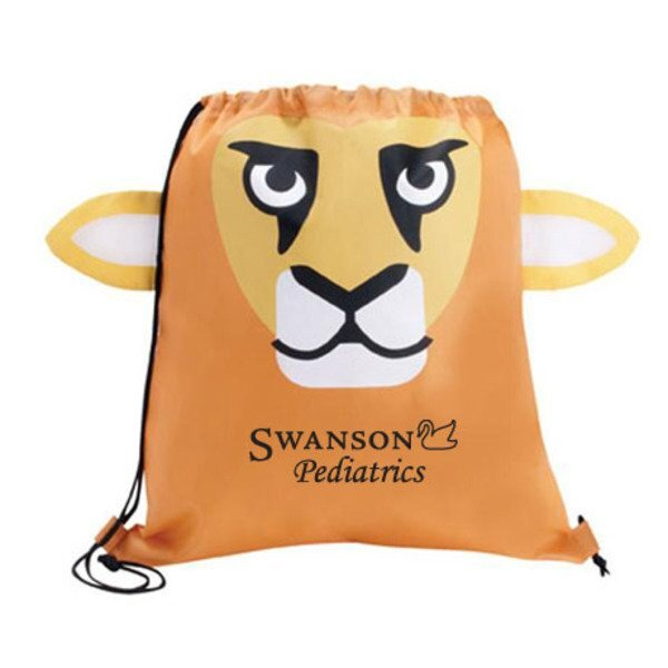 Paws N Claws Polyester Sport Pack - Lion