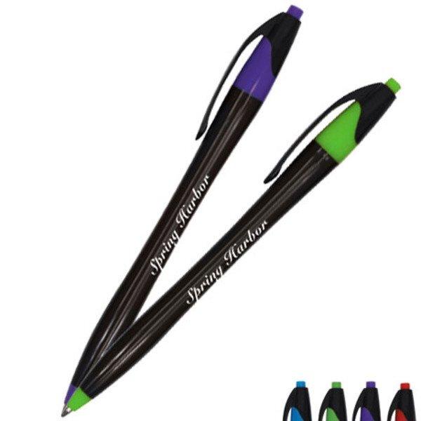 Javalina® Midnight Retractable Ballpoint Pen