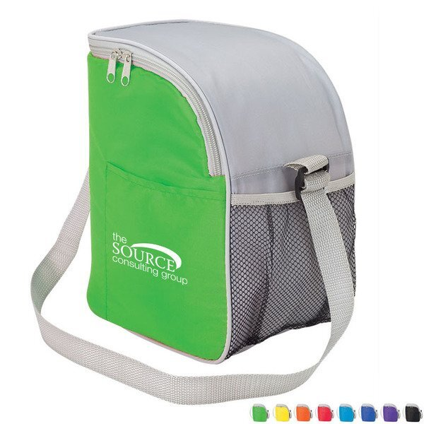 Curve Lunch Polycanvas 12-Can Cooler