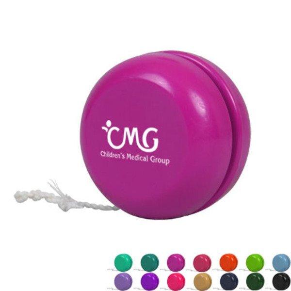 Colorful Classic Yo-Yo