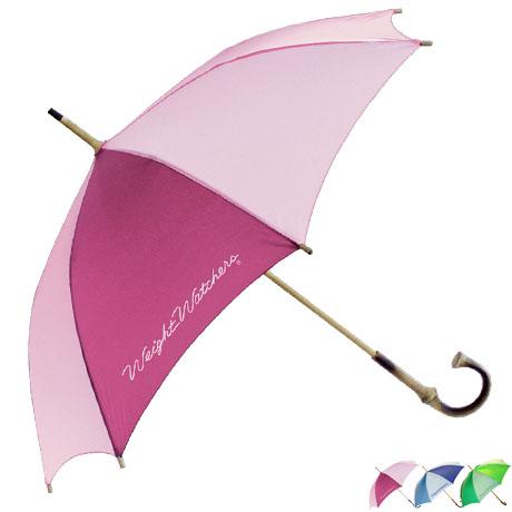 """Fashion Bamboo Umbrella, 48"""" Arc"""