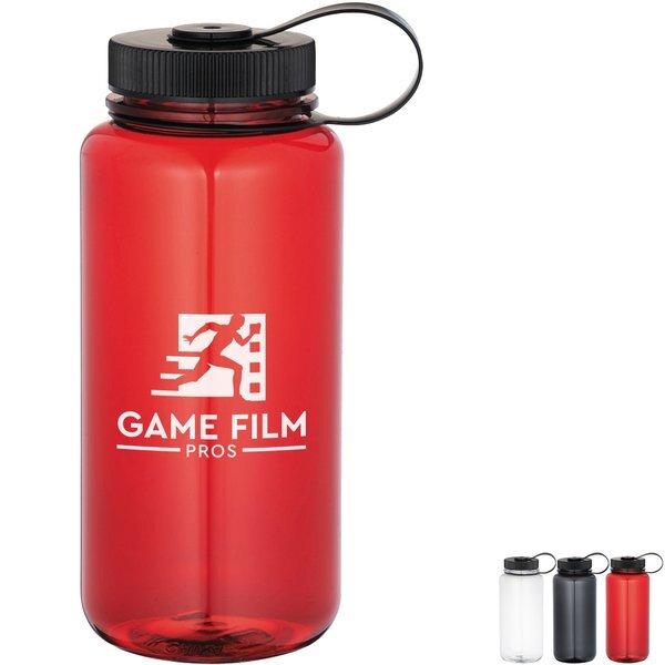 Duncan Tritan™ Wide Mouth Sport Bottle, 30oz., BPA Free