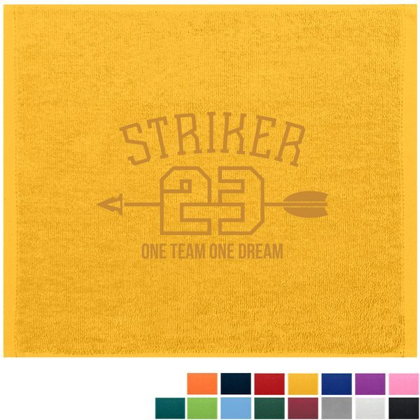 Cotton Terry Cloth Rally Towel