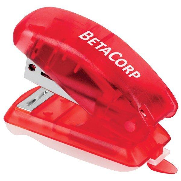 Mini Translucent Stapler