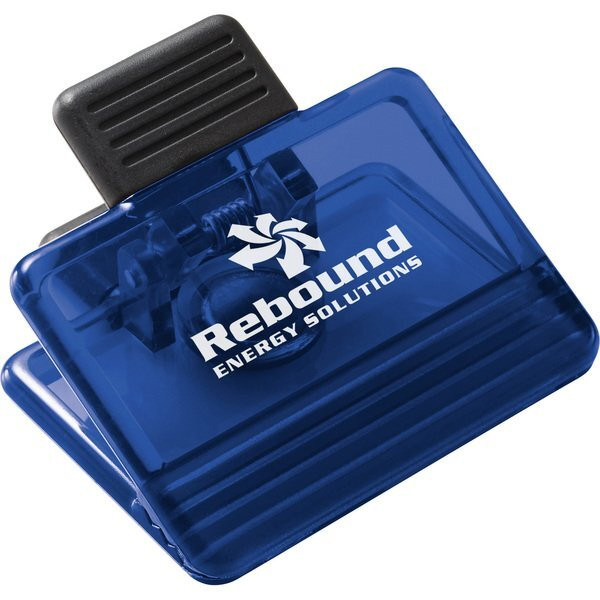Rectangle Memo and Chip Clip