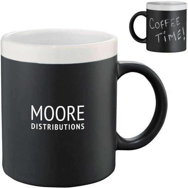 Chalk It Up Ceramic Mug, 11oz.