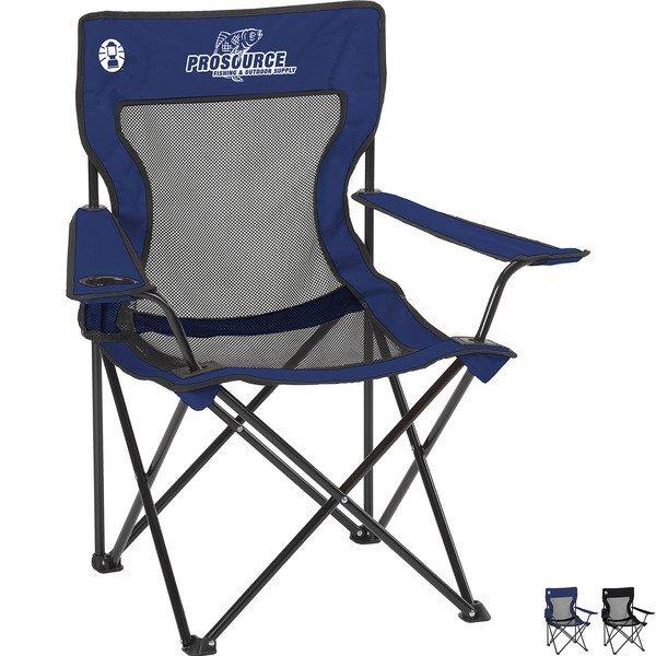 Coleman® Mesh Quad Folding Chair