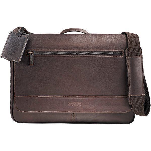Kenneth Cole® Colombian Leather Compu-Messenger Bag