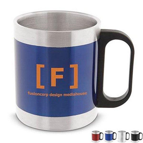 Café Franc Stainless Steel Mug