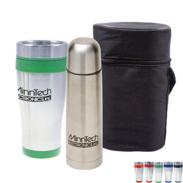 Junior Day Tripper Bottle & Tumbler Gift Set, BPA Free
