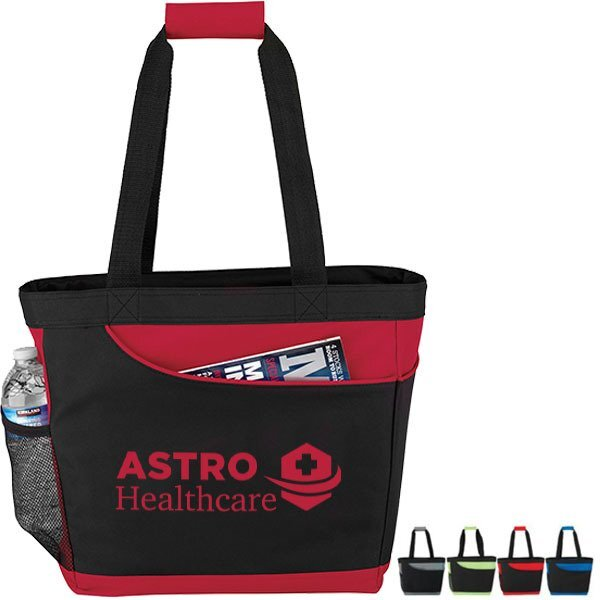 Travel Light Cooler Tote