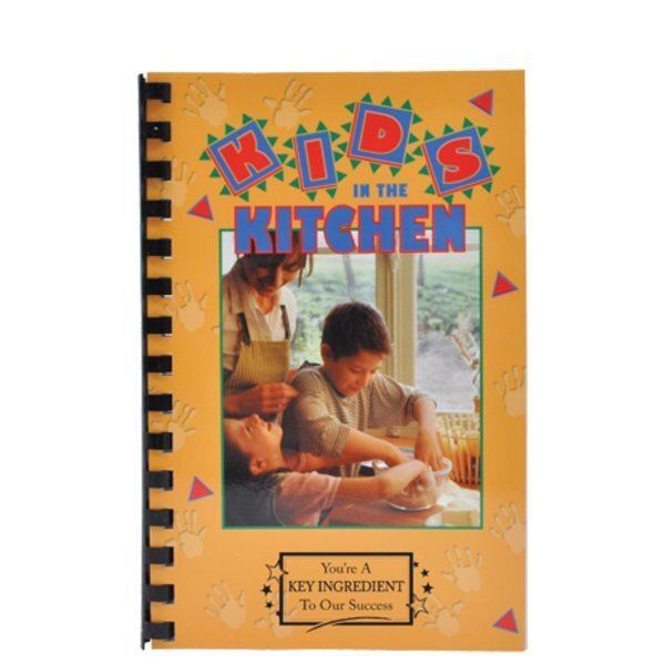 Kids In The Kitchen Cookbook, Stock