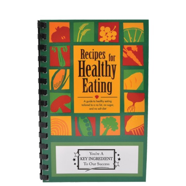 Recipes For Healthy Eating Cookbook, Stock