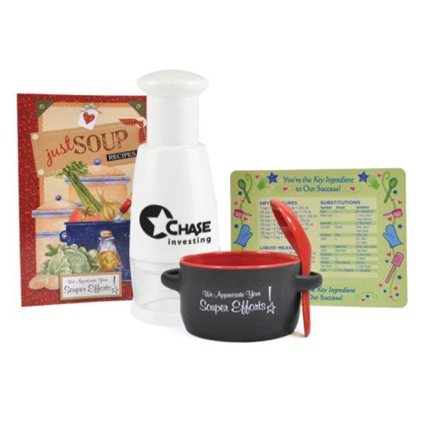 Souper Cooking Appreciation Gift Set, Stock