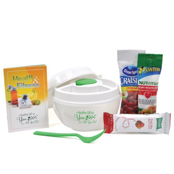 Deluxe Salad Bowl Appreciation Gift Set, Stock