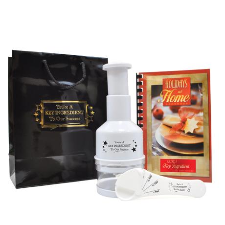 Key Ingredient Cooking Gift Set, Stock