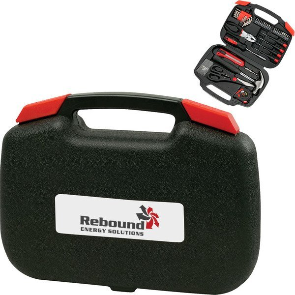 Tool Set w/ Bi-Fold Carrying Case