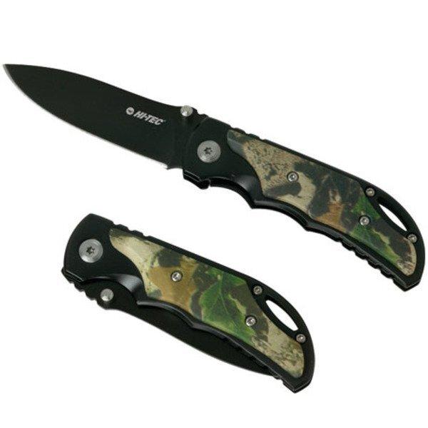 Bullseye Camo Knife