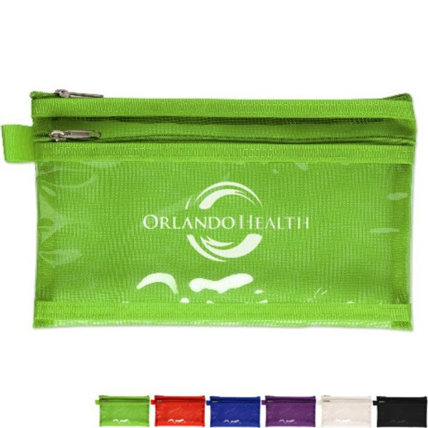 Twin Pocket Supply Pouch