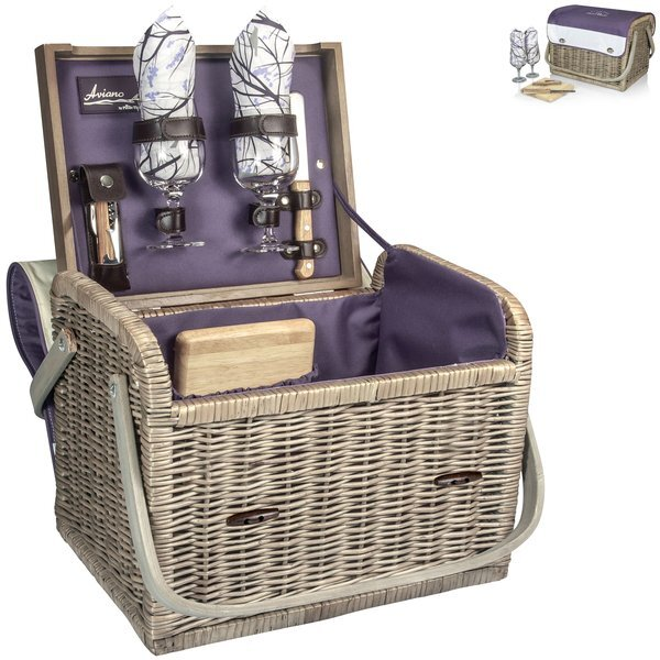 Kabrio Wine & Cheese Picnic Set - Aviano Collection