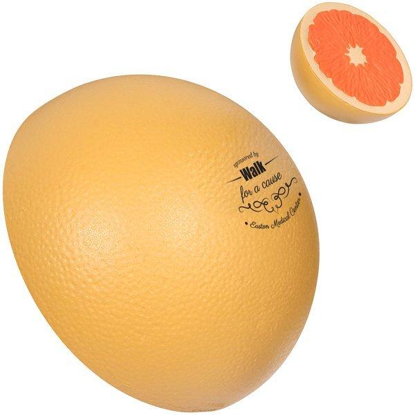 Grapefruit Half Stress Reliever