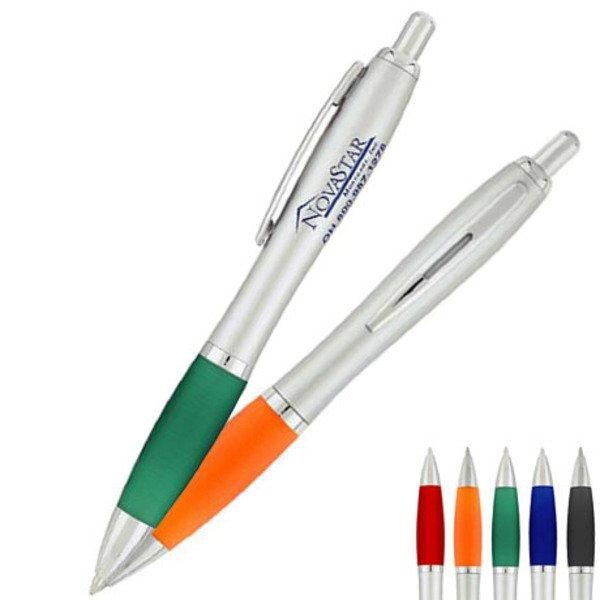 Royce Rubber Grip Pen