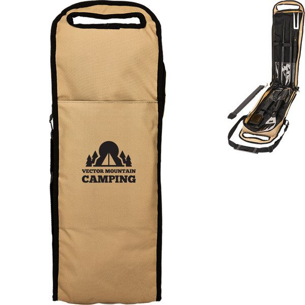 Bold 5-Piece BBQ Set in Carrying Case