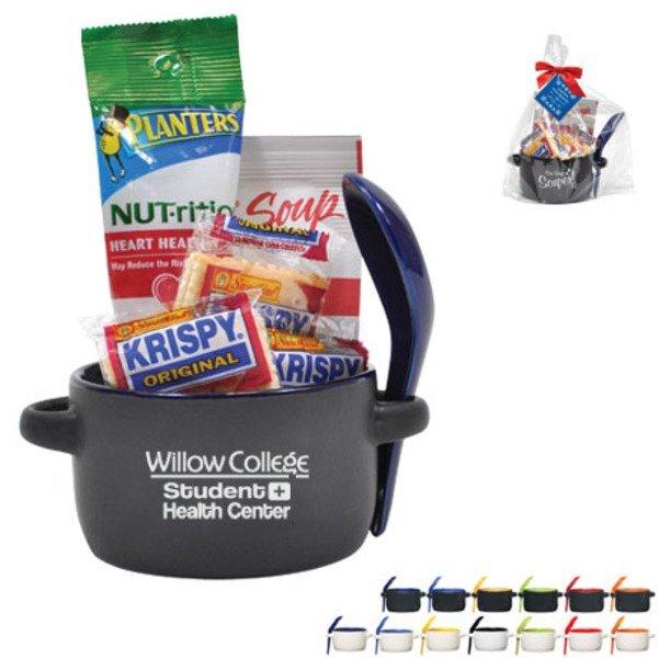 Appreciation Soup to Nuts Mug Gift Set, Custom