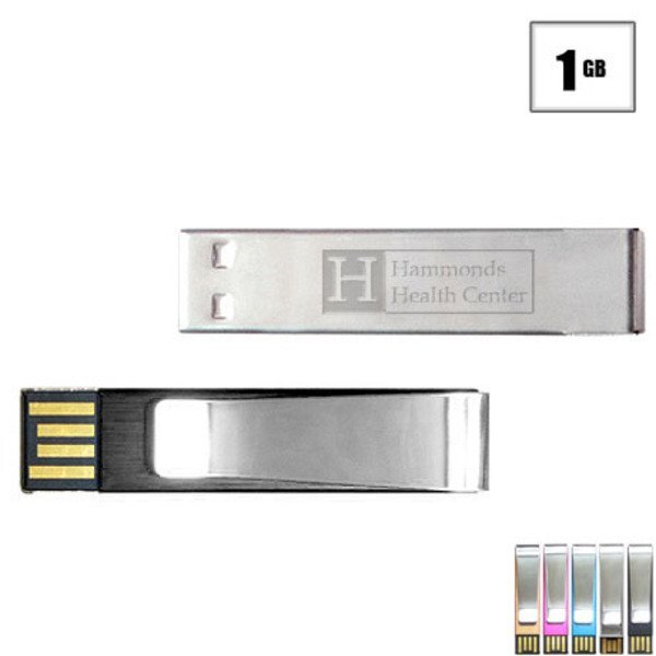 Middlebrook USB Flash Drive, 1GB
