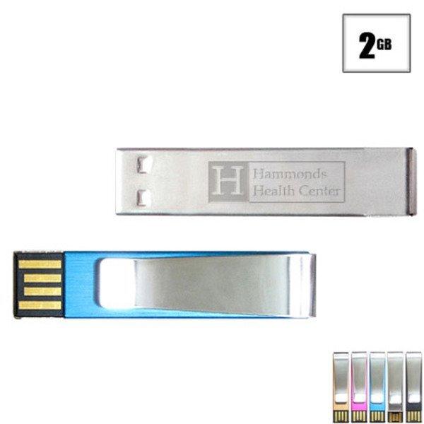 Middlebrook USB Flash Drive, 2GB