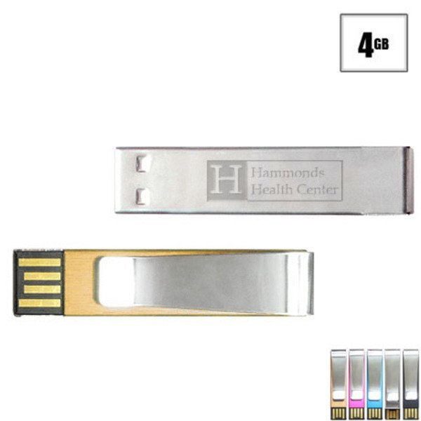 Middlebrook USB Flash Drive, 4GB