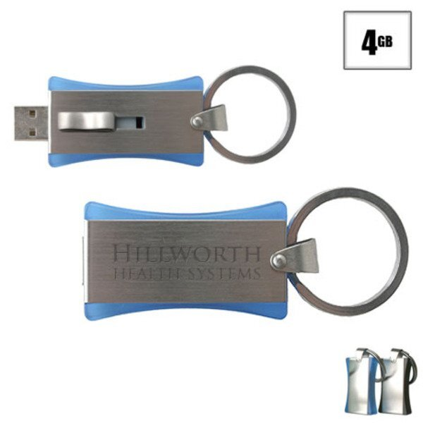 Nantucket USB Flash Drive, 4GB