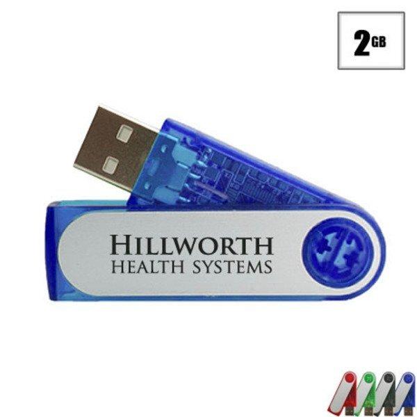 Salem USB Flash Drive, 2GB
