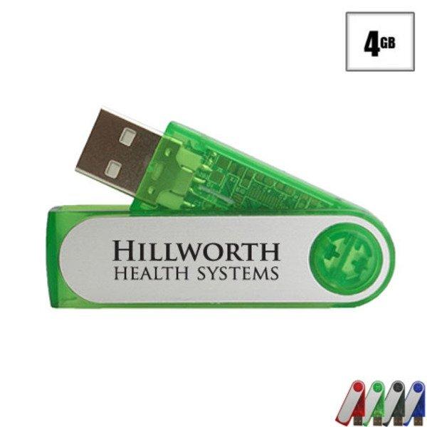 Salem USB Flash Drive, 4GB