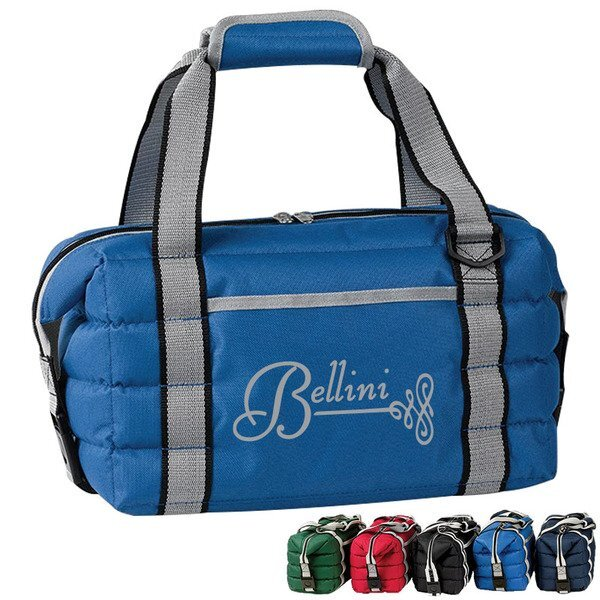 Padded 12 Can Cooler