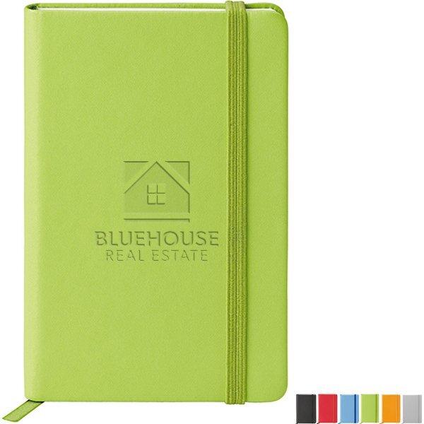 "NeoSkin® Hard Cover Journal, 3-3/4"" x 5-5/8"""