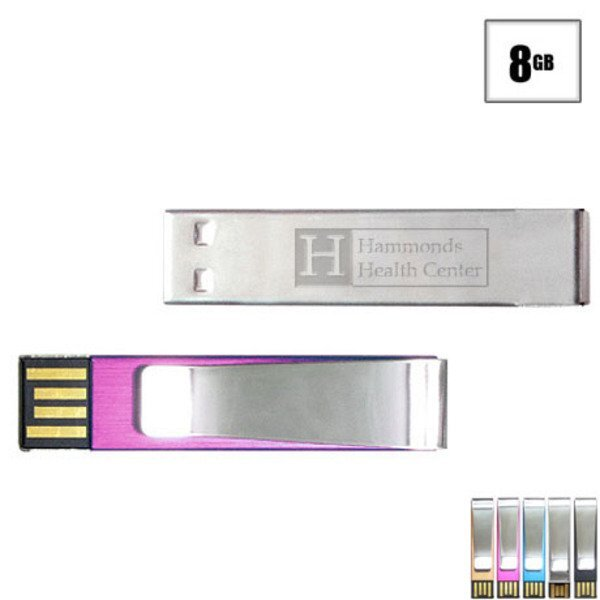 Middlebrook USB Flash Drive, 8GB