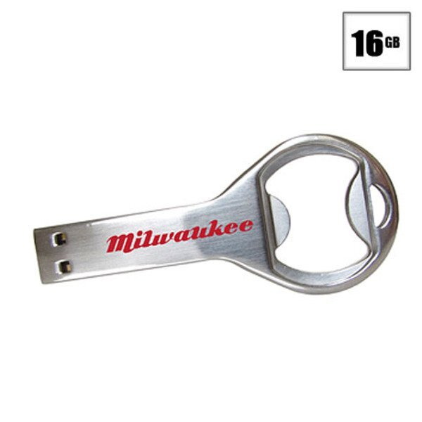 Milwaukee USB Flash Drive, 16GB